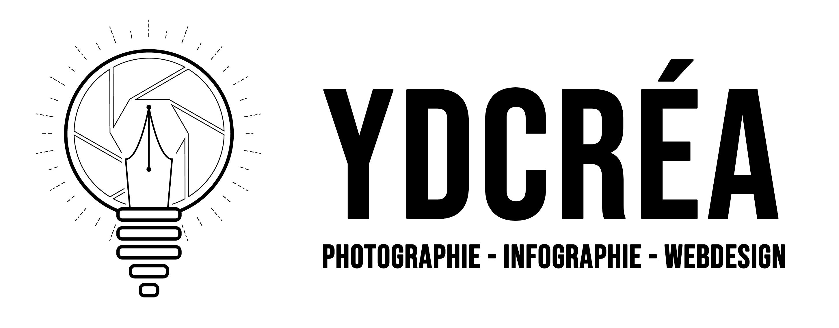 YDCréa - Photographe - Infographiste - Webdesigner