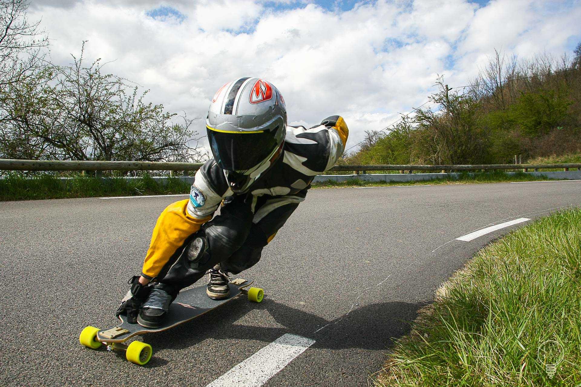 Longboard - Skate de descente - Lyon 69