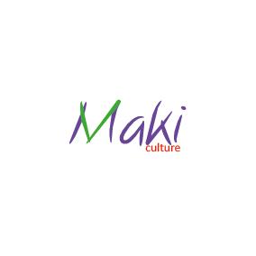 Logo Maki Culture créé par YDCréa