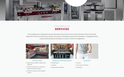 Garnier Froid Service – Froid – Clim – Cuisine Pro