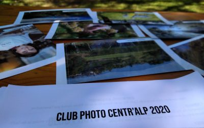 Club Photo Centr'alp 2020